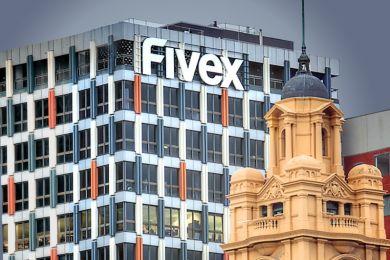 Fivex House, 276 Flinders Street Melbourne